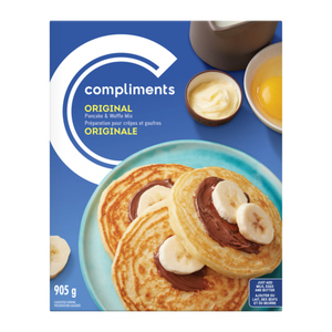 Compliments Original Pancake Mix 905 g