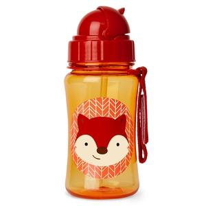 Skip Hop Zoo Straw Bottle Fox 355 oz