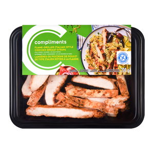 Compliments Chicken Breast Strips Italian-Style 200 g