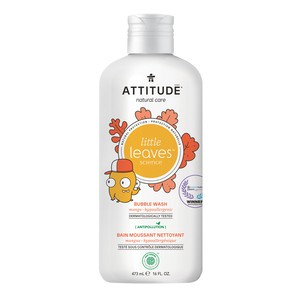 Attitude Little Leaves Bubble Bath Mango 473 ml