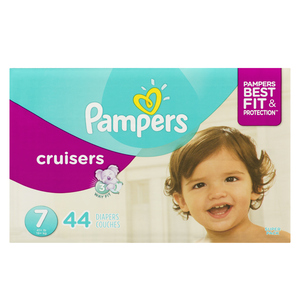 Pampers Super S7 Cruisers 44 EA