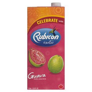 Rubicon Exotic Guava Mango Juice Drink 1 L