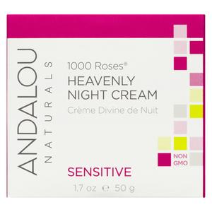 ANDALOU Naturals Heavenly Night Cream 50 ml