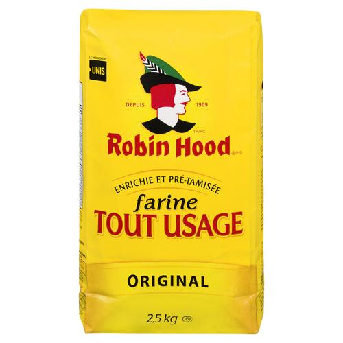 Robin Hood All Purpose Flour 2.5 kg