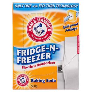 Arm & Hammer Flo-Thru Fridge-N-Freezer Deodorizer 500 g