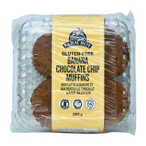 Farm Boy Gluten-Free Banana Chocolate Chip Muffins 280 g