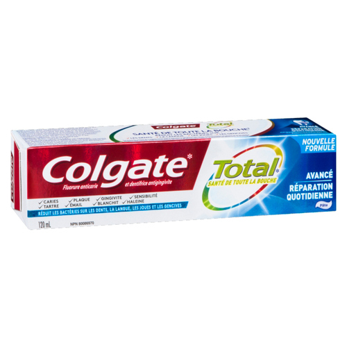 Colgate Total Advanced Daily Repair Toothpaste 120 ml
