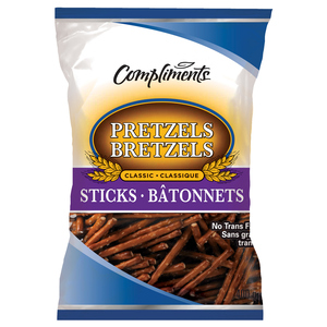 Compliments Pretzel Sticks 400 g