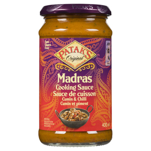 Patak's Madras Cooking Sauce 400 ml