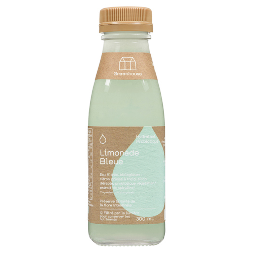 Greenhouse Blue Lemonade 300 ml