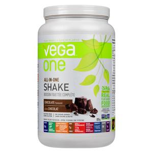 Vega One All-In-One Chocolate Nutritional Shake Powder 876 g