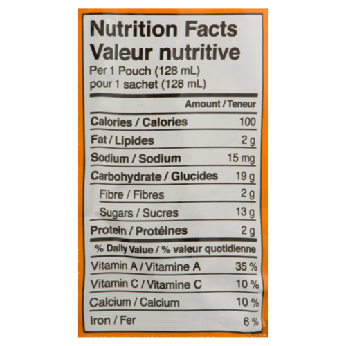 Love Child Organics Baby Food Apple, Pumpkin, Raisin, Cinnamon & Yogurt 128 ml