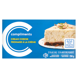 Compliments Brick Cream Cheese 250 g