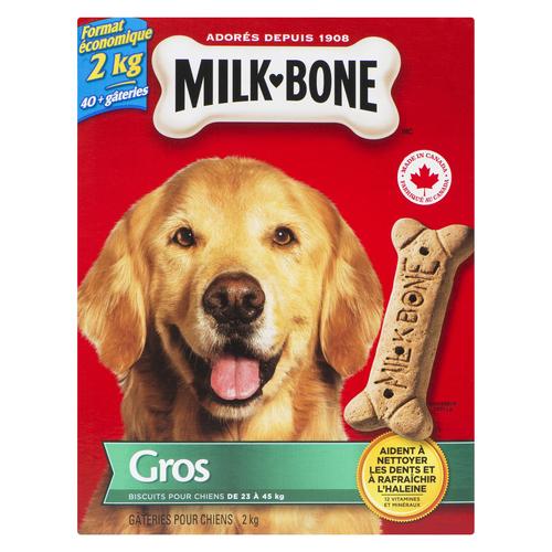 Milk-Bone Large Breed Dog Biscuits 2 kg