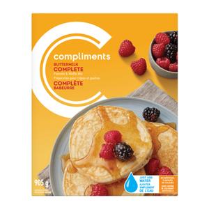 Compliments Buttermilk Pancake Mix 905 g