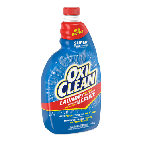 OxiClean Pre Treat Refill Stain Remover 946 ml