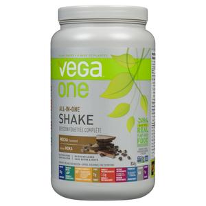 Vega One All-In-One Supplement Shake Mocha 836 g