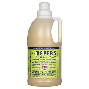 Mrs. Meyer's Clean Day Liquid Concentrated Laundry Soap Lemon Verbina 1.8 L