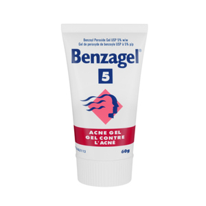 how to use benzagel 5 acne gel