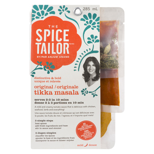 The Spice Tailor Original Tikka Masala Spice 285 ml