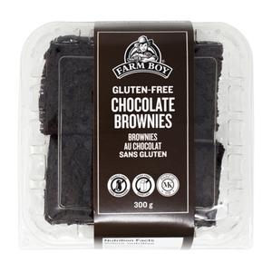 Farm Boy Gluten-Free Chocolate Brownies 300 g