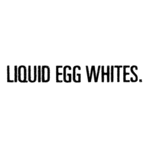 Compliments 100% Pure Liquid Egg Whites 500 g