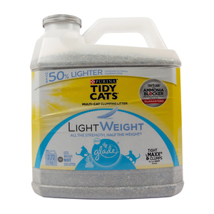 Tidy Cats Glade Clear Springs Lightweight Cat Box Filler 2.72 kg