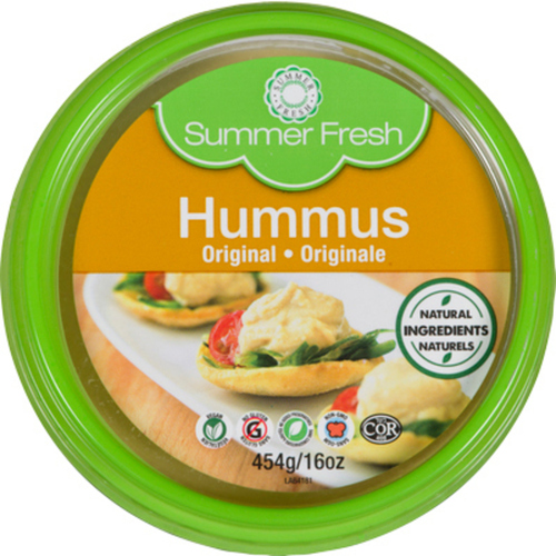 Summer Fresh Hummus 454 g