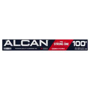 Alcan Aluminum Foil Wrap 12 inches x 100 feet