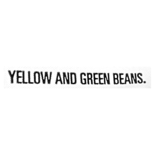 Compliments Young Tender Yellow Green Beans 750 g