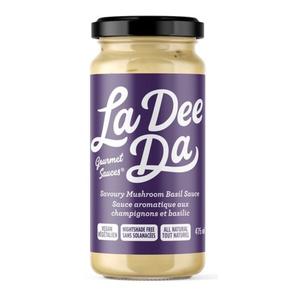 La Dee Da Savoury Mushroom Basil Sauce 475 ml
