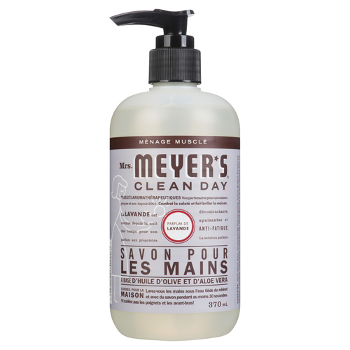 Mrs. Meyer's Clean Day Hand Soap Lavender 370 ml
