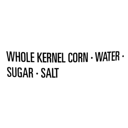 Compliments Whole Kernel Peaches & Cream Corn 341 ml