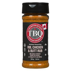 TBQ Smoked Seasoning Rib & Chicken Rub 190 g
