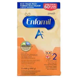 Enfamil A+ Step 2 Infant Formula Powder Refill 992 g