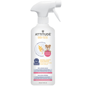 Attitude Natural Baby Laundry Stain Remover 475 ml