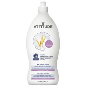 Attitude Natural Dishwashing Liquid 700 ml