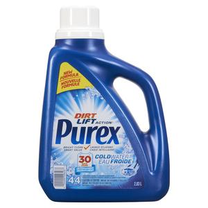 Purex Cold Water Laundry Detergent 2.03 L