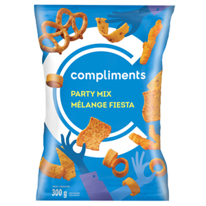Compliments Party Mix Snack Food 300 g