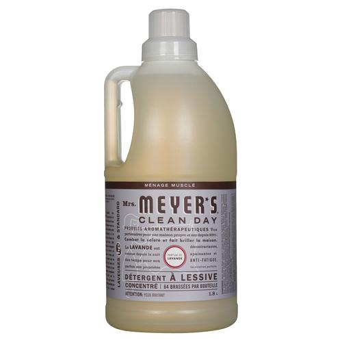 Mrs. Meyer's Clean Day Laundry Liquid Lavender 1.8 L