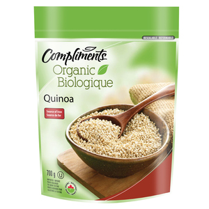 Compliments Organic Quinoa 700 g