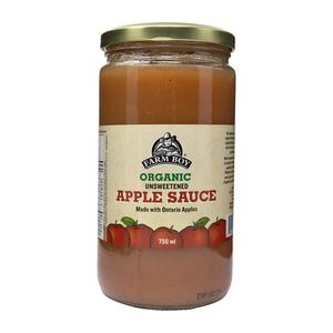 Farm Boy Apple Sauce  750 ml