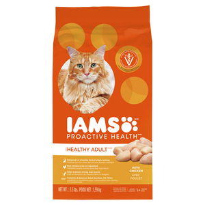 Iams Protective Health Chicken Cat Food 1.59 kg