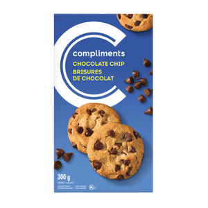 Compliments Chocolate Chip Cookies 300 g