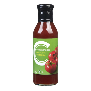Compliments Chili Sauce 350 ml
