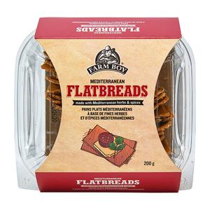 Farm Boy Flatbreads Mediterranean 200 g
