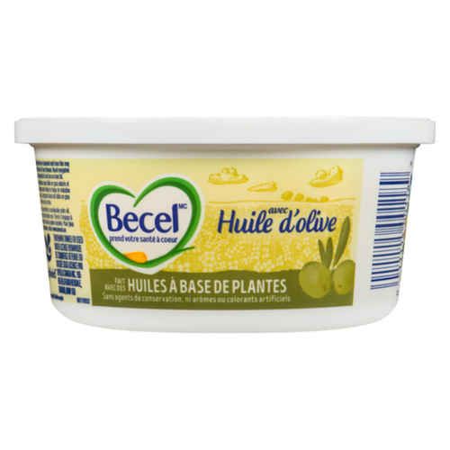 Becel Margarine With Olive Oil 454g