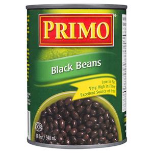 Primo Black Beans 540 ml