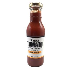 Twisted Tomato Garlicoius Ketchup 355 ml