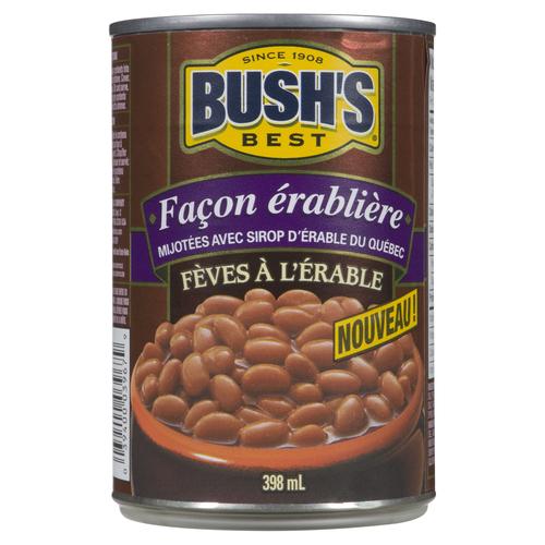 Bush Baked Beans Maple 398 ml